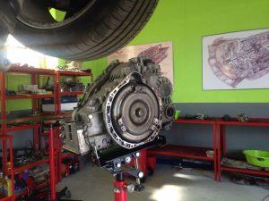 mercedes oprava automaticka prevodovka ZF